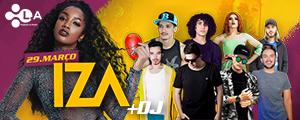 IZA + DJ