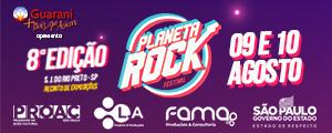 Festival Planeta Rock 8ª Edição 2019