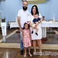 Batizado do Samuel - Olimpia-SP
