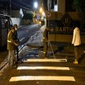 Ruas e avenidas de diversos bairros de Olímpia recebem melhorias de sinalização de solo