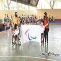 Festival dos Jogos Paralímpicos reúne alunos na EMEB Santo Seno como prática da Inclusão Social